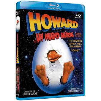 Howard: Un Nuevo Héroe (Blu-ray)
