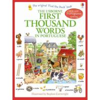 The Usborne First Thousand Words in Portuguese