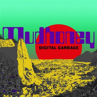 Digital Garbage - Loser Edition - LP Seafoam Green Vinil 12''