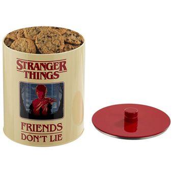 Lata para Bolachas Stranger Things