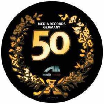 Media Records Germany 50 (Picture Disc) (12'')