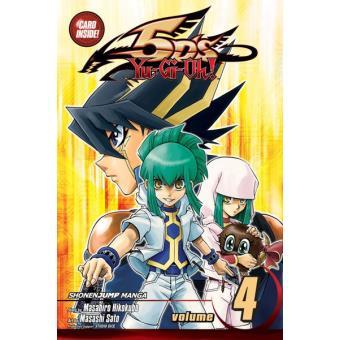 Yu-Gi-Oh! 5D's Vol 4