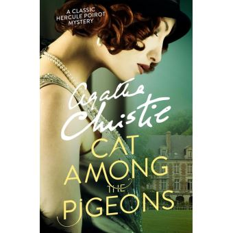 Cat Among the Pigeons (Poirot)