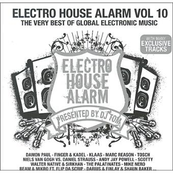Electro House Alarm 10