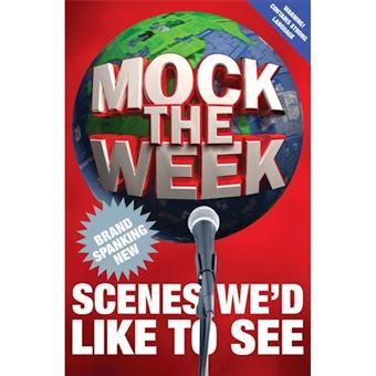 Mock the week: brand spanking new s