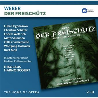 Weber: Der Freischütz - 2CD
