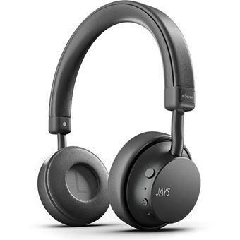 Auscultadores Bluetooth Jays a-Seven - Gray