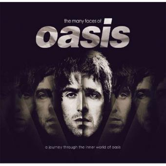 Many Faces Of Oasis - 3CD