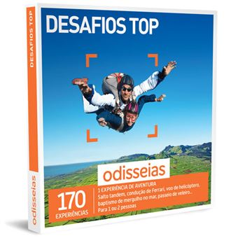 Odiisseias 2019 - Desafios Top