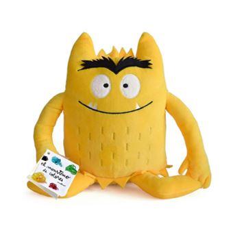 Peluche Monstro das Cores: Amarelo