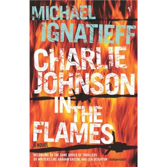 Charlie Johnson In The Flames