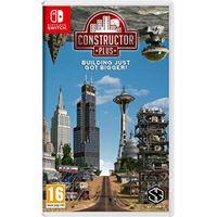 Constructor Plus - Nintendo Switch