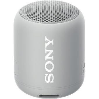 Coluna Bluetooth Sony SRS-XB12 - Cinzento