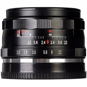 Objetiva Meike MK-E-50-2.0 50mm f 2.0 para Fujifilm X