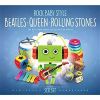 Rock Baby Style - 3CD