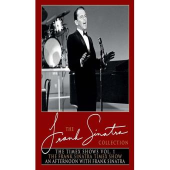 Frank Sinatra - The Timex Shows Vol. 1: The Frank Sinatra Timex Show & An Afternoon With Frank Sinatra (DVD)