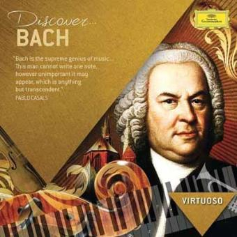Discover Bach - CD