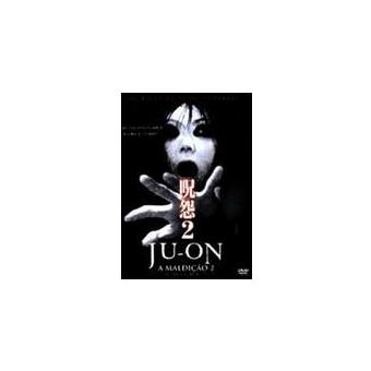 Ju-On - A Maldição 2 - DVD