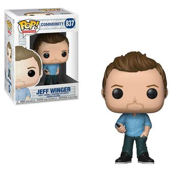 Funko Pop! Community: Jeff Winger - 837