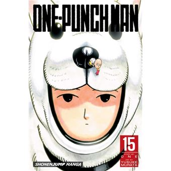 One-Punch Man - Volume - 15 - 15