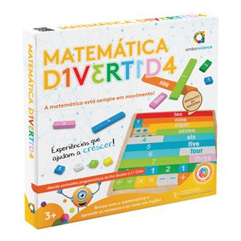 Matemática Divertida - ambarscience