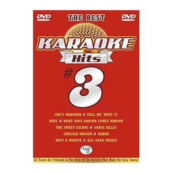 Best Karaoke Hits Vol.3
