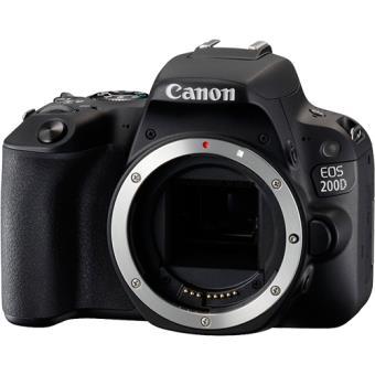 Canon EOS 200D Corpo - Preto