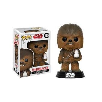 Funko POP! Star Wars: The Last Jedi - Chewbacca - 195
