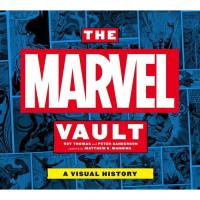 The Marvel Vault : A Visual History