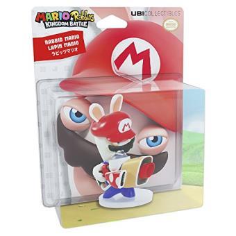 Figura Mario + Rabbids Kingdom Battle - Rabbid Mario 8cm