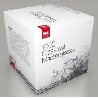 1000 Classical Masterpieces (61CD)