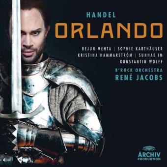 Handel | Orlando (2CD)