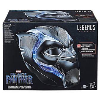 Réplica Capacete Eletrónico Black Panther