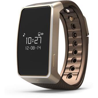 MyKronoz Smartwatch ZeWatch 3 (Rosa/Dourado)
