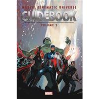 Marvel cinematic universe guidebook