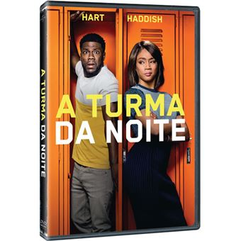 A Turma da Noite - DVD