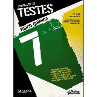 Preparar os Testes - Físico-Química 7º Ano