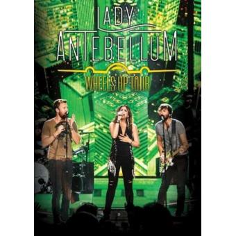 Lady Antebellum: Wheels Up Tour - 27.6.2015