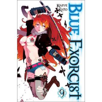 Blue Exorcist Vol 9