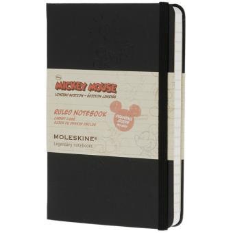 Caderno Pautado Moleskine Mickey Mouse Bolso