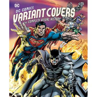 DC Comics: Variant Covers
