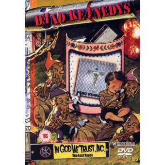 IN GOD WE TRUST,INC-THE LOST (DVD)