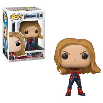 Funko Pop! Avengers Endgame: Captain Marvel - 459