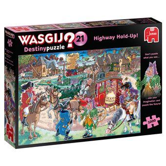 Puzzle Wasgij Destiny 21 Highway Holdup - 1000 Peças