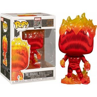 Funko Pop! Marvel 80th First Appearance: Human Torch - 501