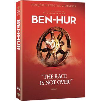 Ben-Hur 50ºAniversário - Edição Especial - 2DVD