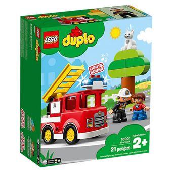 LEGO DUPLO Town 10901 Camião dos Bombeiros