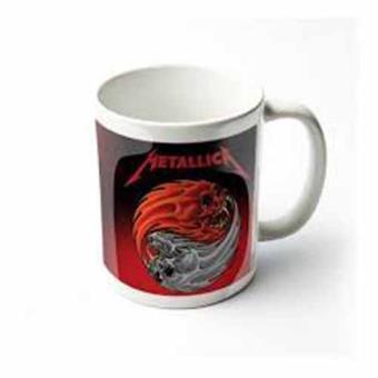 Metallica - Yin & Yang Mug