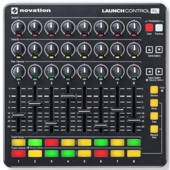 Launch Control XL MK2 Novation
