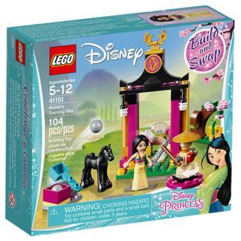 LEGO Disney Princess 41151 Dia de Treino da Mulan